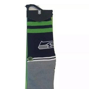 Stance Socks SEAHAWKS SIDELINE  Football NFL SEATTLE SEAHAWKS Washington